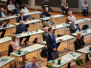 Bamberger Stadtrat 2020 - Konstituierende Sitzung