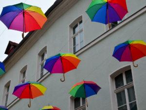 Austrasse Schirme