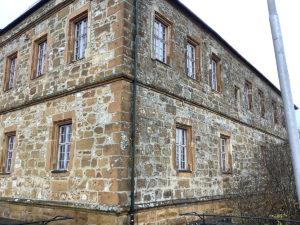 Fassadensanierung Giechburg
