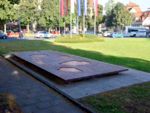 Hexenmahnmal Schönleinsplatz