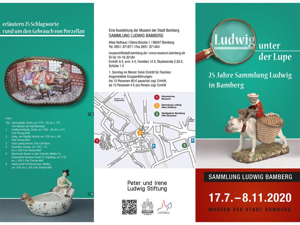 Museen der Stadt Bamberg Ausstellung Ludwig |