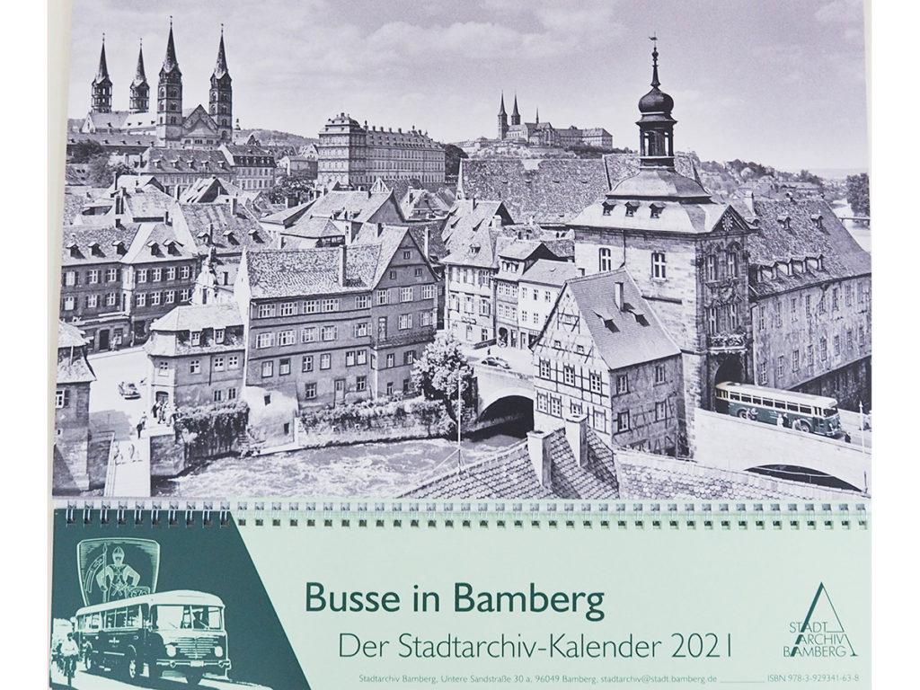 Stadtarchivkalender 2021
