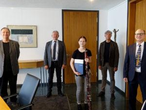 Kreismusikschule Bamberg Auszeichnung