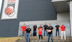 Brose Bamberg verlängert Sponsoring-Vertrag mit LVM Versicherung