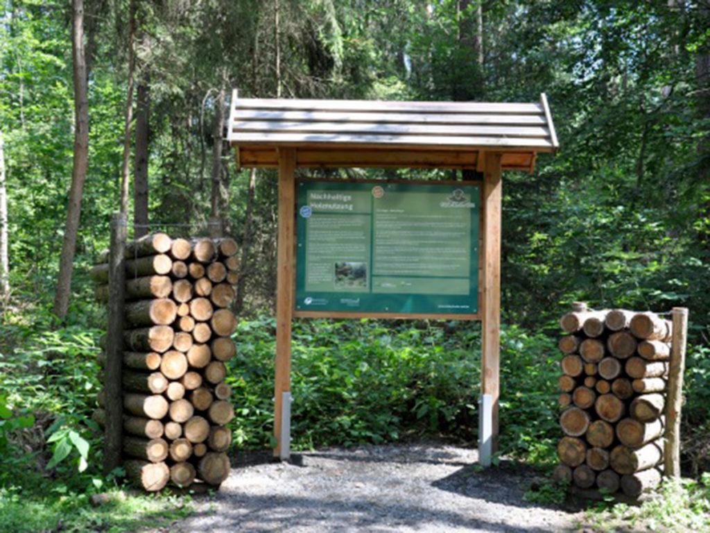 Erlebnispfad-Bruderwald