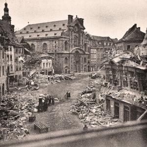 Bamberg on tour: Kriegsende