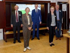 EKS Koordinatorentreffen Gruppenfoto