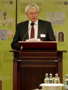 EKS Koordinatorentreffen Landrat Kalb