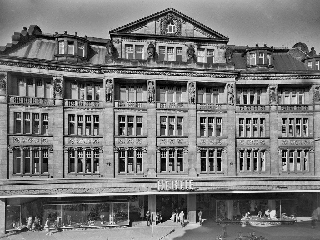 Stadtarchiv Limmer Hertie 1959