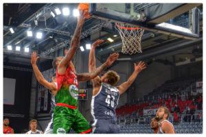 Basketball Champions League 20/21, Gruppe F - 3. Spieltag: Brose Bamberg vs. Pinar Karsiyaka