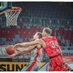 easyCredit BBL 20/21 - 4. Spieltag: Brose Bamberg vs. s.Oliver Würzburg