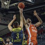 easyCredit BBL 20/21 - 11. Spieltag: Brose Bamberg vs. EWE Baskets Oldenburg