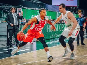easyCredit BBL 20/21 - 20. Spieltag: Brose Bamberg vs. FC Bayern München Basketball