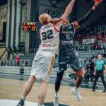 Basketball Champions League 20/21, Gruppe L - 6. Spieltag: Brose Bamberg vs. Casademont Saragossa