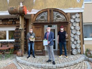 Auszeichnung für betriebliches Umweltmanagement - Brauerei Kundmüller