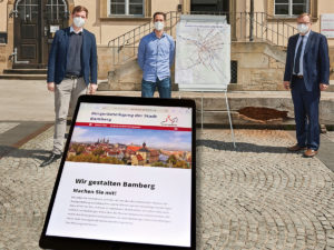 Bürgerbeteiligung Verkehrsentwicklungsplan