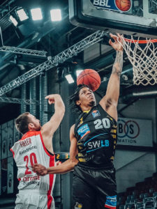 easyCredit BBL 20/21 - 31. Spieltag: Brose Bamberg vs. MHP RIESEN Ludwigsburg