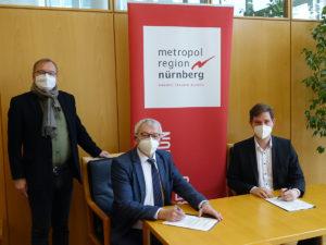 Kooperationsvereinbarung zwischen der Stadt Bamberg und der Europäischen Metropolregion Nürnberg