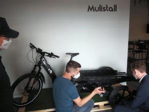Eroeffnung-Mulistall
