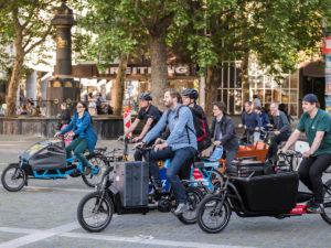 Cargobike-Roadshow
