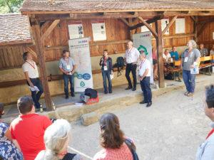 Kickoff-Veranstaltung VGN-Sommer 2021 auf dem Felsenkeller in Unterhaid