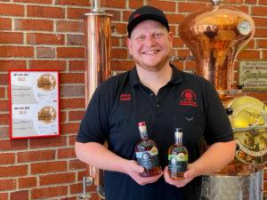 Zwei Spirituosen aus der Weyermann® Destillerie haben bei der Women's International Trophy gewonnen