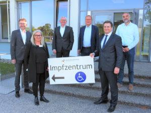 Umzug Impfzentrum Bamberg