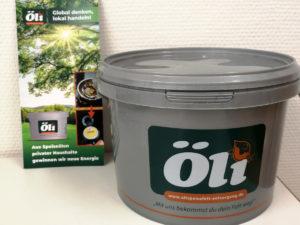 Öli-Sammelbehälter