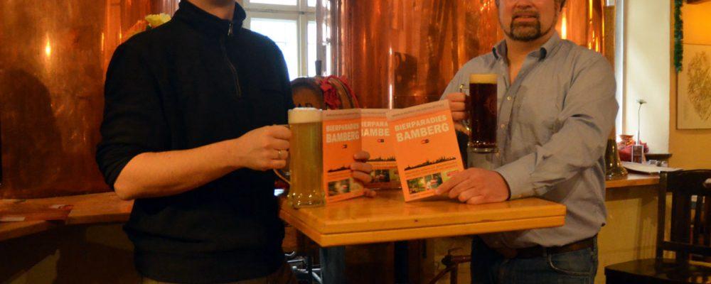 Ein Bierparadies namens Bamberg: Neues Buch vorgestellt