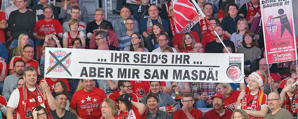 Bamberg – Bayern: Der Südgipfel als Halbfinalkracher