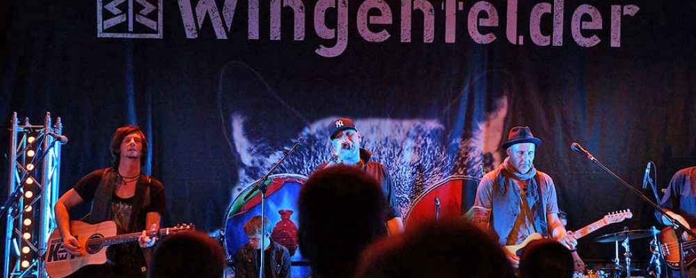 Norddeutscher Rock im Kulturboden Hallstadt