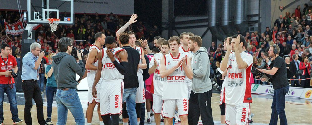 Brose Baskets gewinnen in Bremerhaven