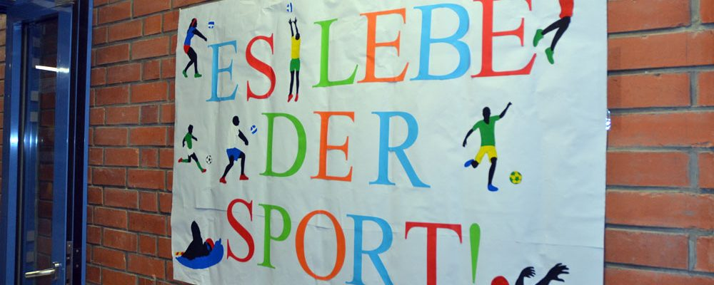 """""""Es lebe der Sport"""" – Fasching in Gundelsheim"""