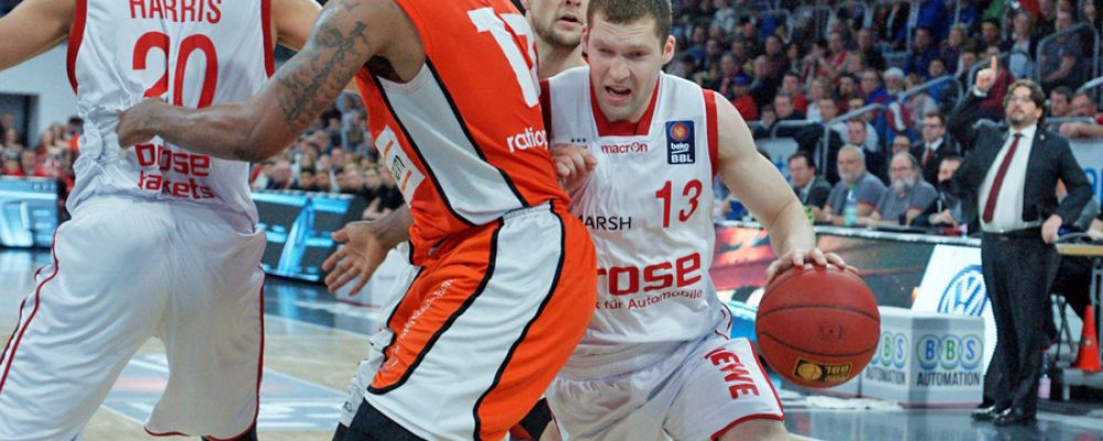 Brose Baskets besiegen Ratiopharm Ulm