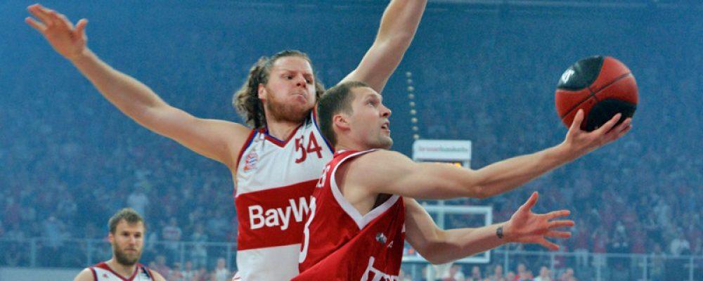 Super-Bamberg nimmt Bayern auseinander
