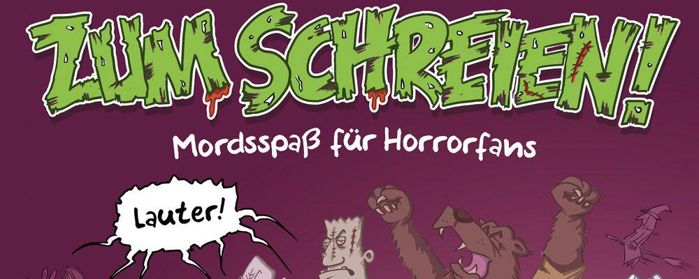 Buchtipp der Woche: Ari Plikat, Michael Holtschulte: Zum Schreien!
