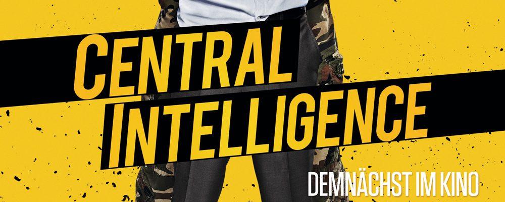 Kinotipp der Woche: Central Intelligence