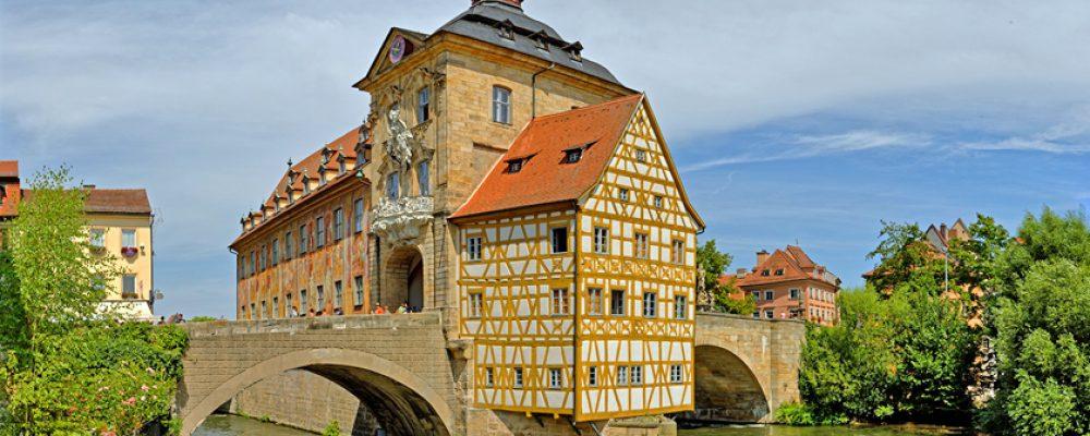 Bamberger Rathäuser öffnen wieder am 04.05.