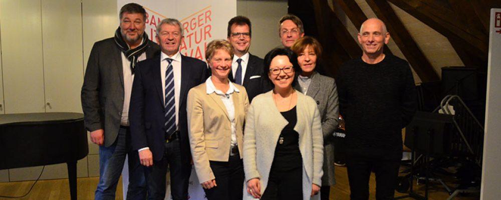 Das Bamberger Literaturfestival geht in die vierte Runde