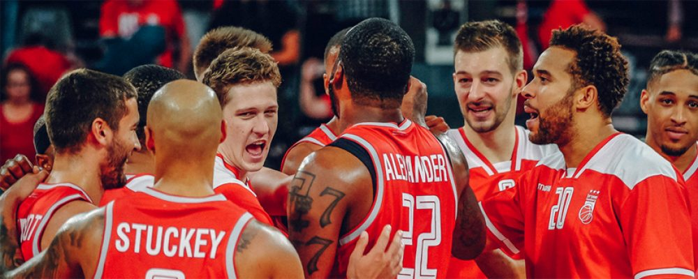 93:77 in Crailsheim! Bambegs Basketballer mit souveränem Auftritt