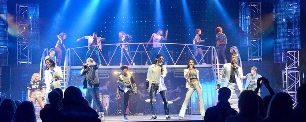 """THRILLER – LIVE: Brose Arena feiert den """"King of Pop"""""""