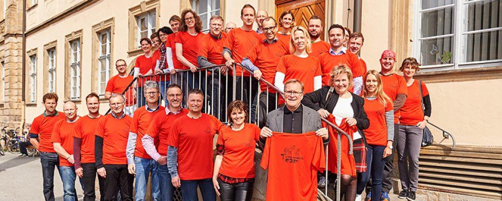 Weltkulturerbelauf: Stadt-Team ist vorbereitet
