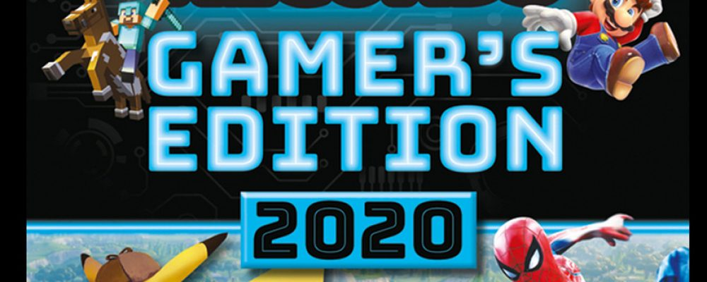 Guinness World Records 2020 –Gamer's Edition
