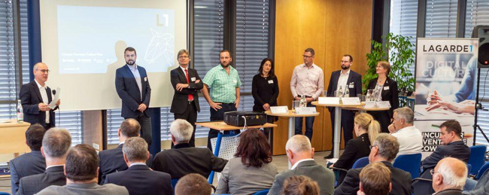 20-jährige Jubiläumsfeier im IGZ Bamberg