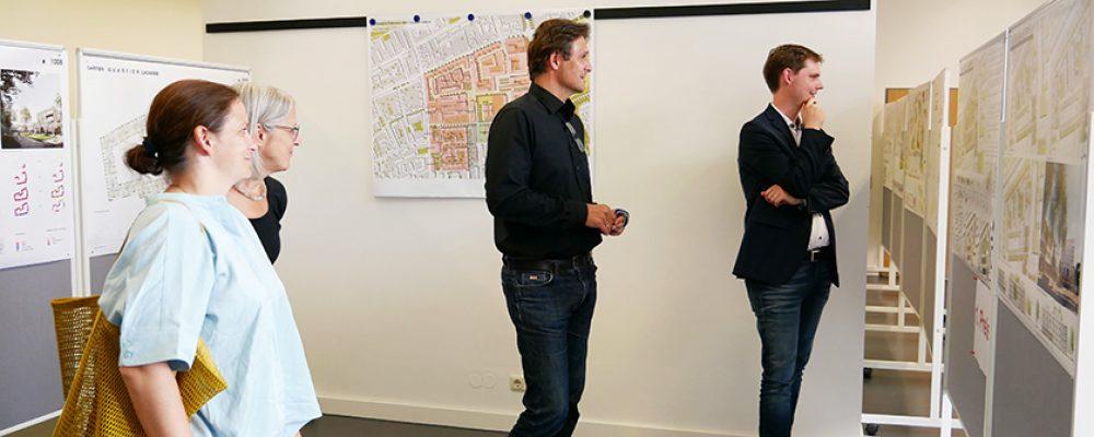 Zukunftsweisende Wohn- und Mobilitätsformen für das neue Stadtviertel