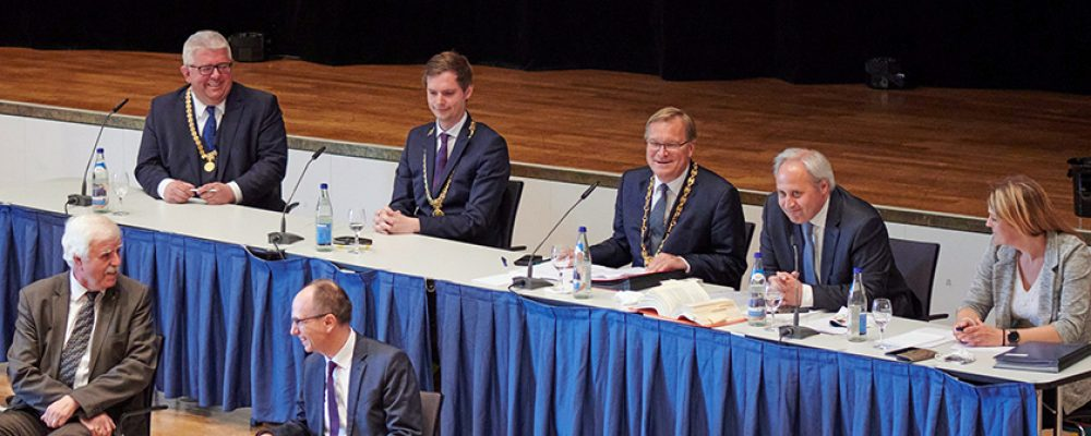 Jonas Glüsenkamp und Wolfgang Metzner zu Bürgermeistern der Stadt Bamberg gewählt