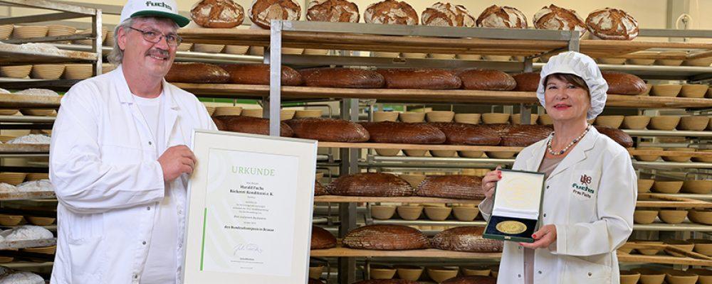 Große Freude bei der Familienbäckerei Fuchs