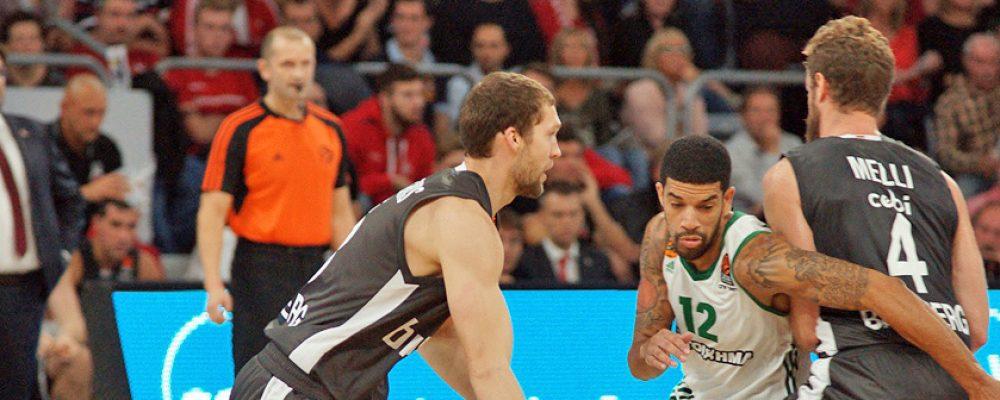 Bamberg verliert Krimi gegen Athen