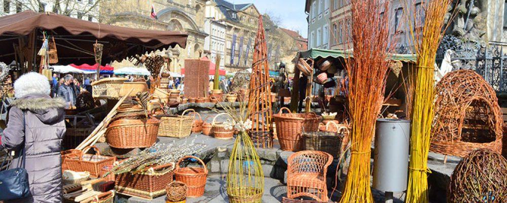 Frühlingsboten sind da: Mittfastenmarkt