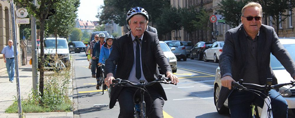 Freie und sichere Fahrt für Radfahrer